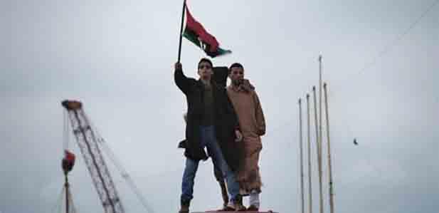 Em discurso, Kadhafi reafirma que vai 'triunfar sobre inimigos' na Líbia -