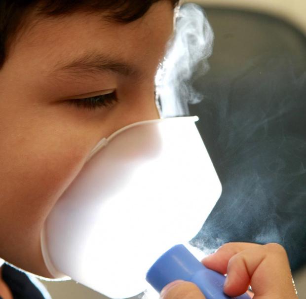 Cuide da saúde respiratória das crianças -