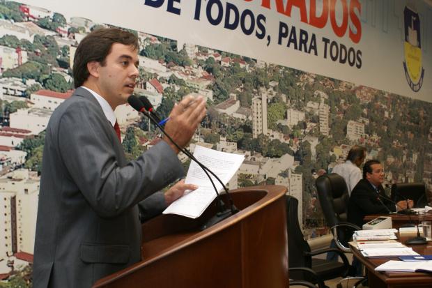 Bonatto alega nulidades no processo de investigação da Operação Uragano - Crédito: Foto: Hédio Fazan /PROGRESSO