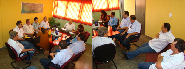 Vereadores, prefeito e empresários buscam recursos para a rodovia MS-379 - Crédito: Foto:  Divulgação