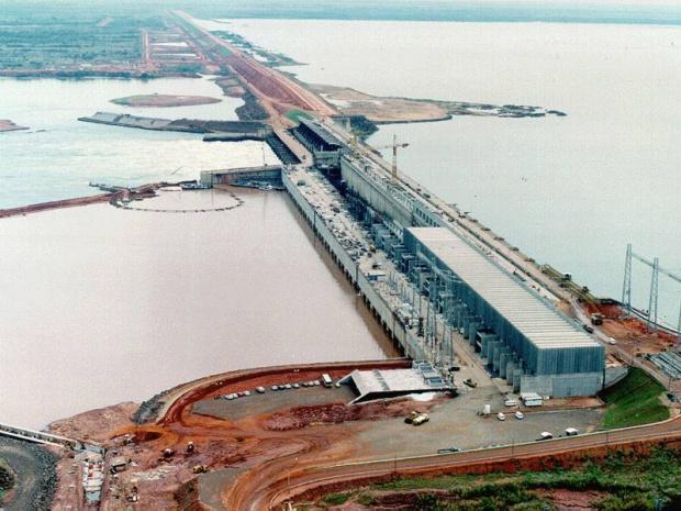 Pesquisa de viabilidade para criação de pintados na represa de hidrelétrica - Crédito: Foto :Divulgação
