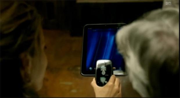 Dr. Dre divulga HP TouchPad e HP Pre 3 - Crédito: Foto: Reprodução