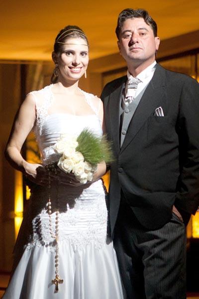Vanessa Bogo e Mario Sergio Caseiro do Canto -