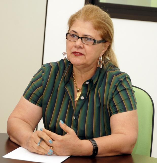 Prefeita Ilda mantém compromisso com servidores - Crédito: Foto :Rogério Sanches