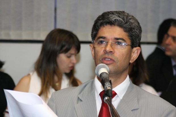Professor Rinaldo será empossado como deputado estadual na vaga de Carlos Marun - Crédito: Foto : Giuliano Lopes