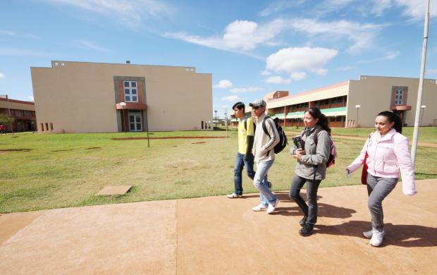 UFGD estuda o projeto de expansão de cursos de graduação e pós até 2020 - Crédito: Foto: Divulgação