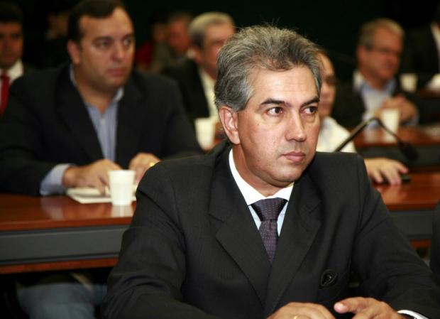 Reinaldo Azambuja quer organizar o PSDB com vistas às eleições de 2012 - Crédito: Foto : Divulgação