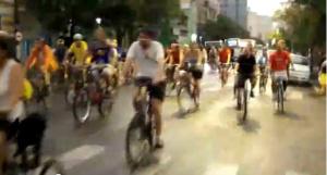 TJ registra pedido de habeas corpus para motorista que atropelou ciclistas -