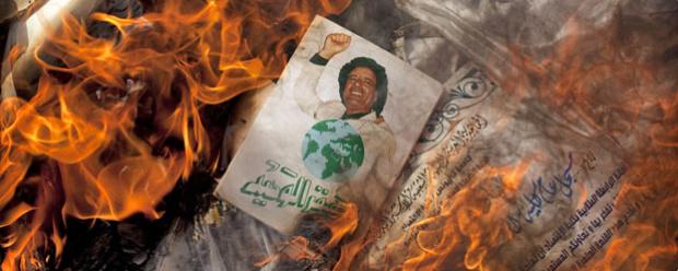 Kadhafi aceita proposta de mediação de Chávez na Líbia, afirma Venezuela  -