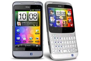 Aparelhos da HTC são os smartphones com Android mais vendidos - Crédito: Foto: Divulgação