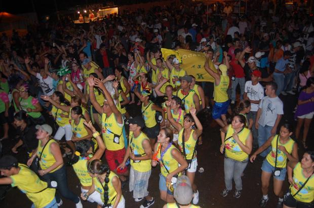 Blocos de carnaval prometem agitar Ponta Folia 2011 - Crédito: Foto : Divulgação
