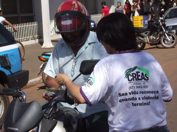 Município de Ivinhema frequentemente realiza estas campanhas - Crédito: Foto: Paulo César