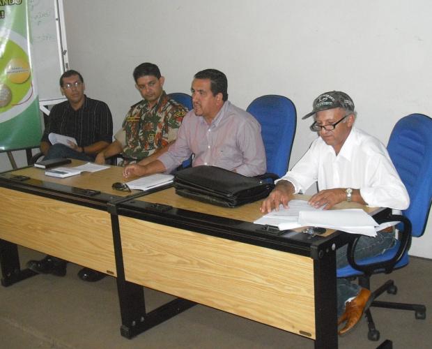 O Ministério da Pesca e Aquicultura reuniu-se com Associações de Pescadores - Crédito: Foto : Divulgação
