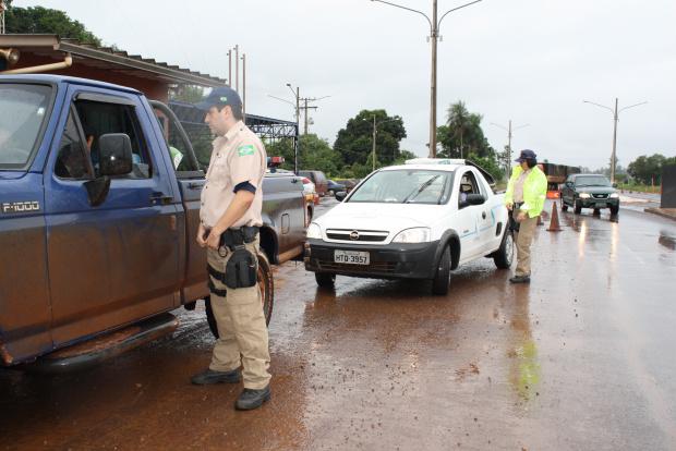 Fiscalização nas rodovias sul-mato-grossenses serão redobradas neste feriado - Crédito: Foto: Hedio Fazan/PROGRESSO