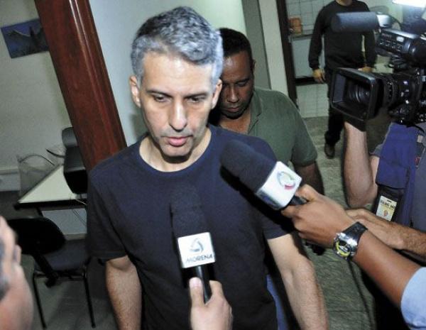 Luiz Afonso dos Santos de Andrade, que foi condenado ontem. Foto: div. -