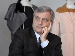 Sidney Toledano, diretor da Dior, em foto de abril de 2010 - Crédito: Foto: Eric Piermont/AFP