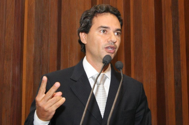 Marquinhos Trad foi o campeão de votos nas últimas eleções para a Assembleia - Crédito: Foto : Giuliano Lopes