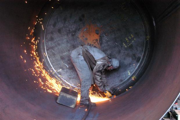 As indústrias de transformação respondem por 84,2 mil postos de trabalho - Crédito: Foto|: Divulgação