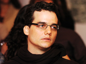 O ator Wagner Moura. - Crédito: Foto: Divulgação/TV Globo