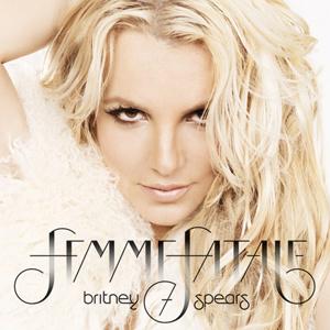 A capa do disco de Britney Spears - Crédito: Foto: Divulgação