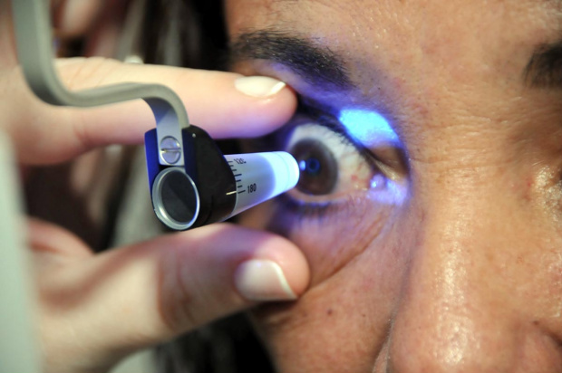 Sedentarismo é fator de risco para glaucoma - Crédito: Foto : Divulgação