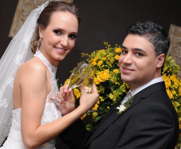 Carlos Eduardo e Ana Carolina -