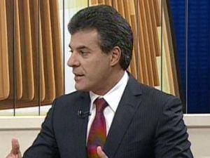 Governador do Paraná Beto Richa pediu ajuda de  Brasília - Crédito: Foto: Reprodução RPC TV