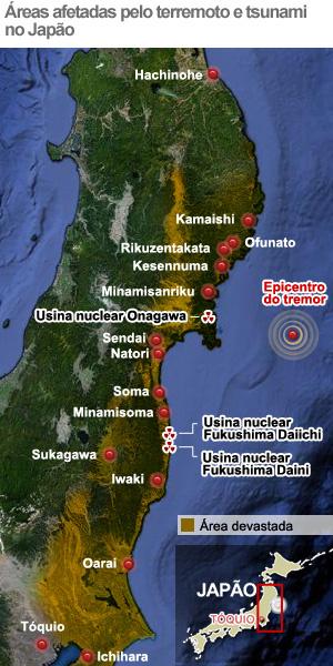 Crise nuclear no Japão não será 'nova Chernobyl', diz agência da ONU -