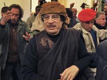 Muammar Kadhafi, ditador líbio - Crédito: Foto: Ben Curtis/AP