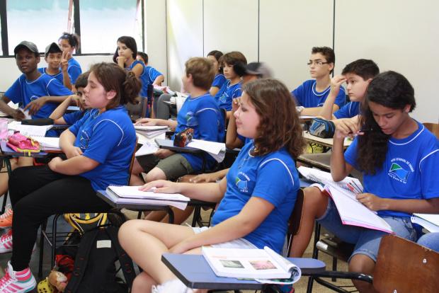 Estudantes da rede municipal e estadual não terão aulas amanhã em todo estado - Crédito: Foto: Hédio Fazan/PROGRESSO