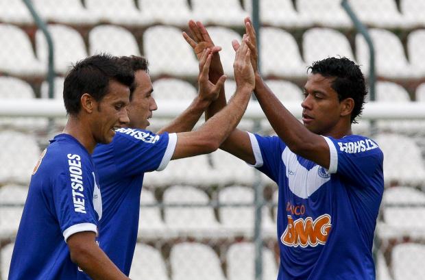 Atletas do Cruzeiro estão otimistas para buscar a terceira vitória na Libertadores -