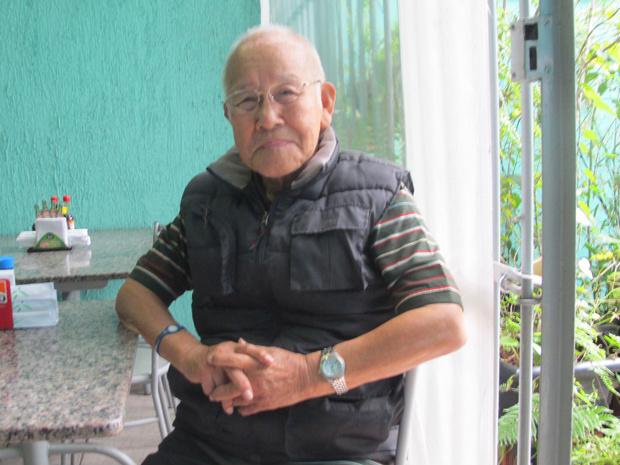 Tragédia no Japão faz sobrevivente de Hiroshima, hoje aos 87 anos, relembrar o que viveu durante a queda da bomba atômica - Crédito: Foto: Tahiane Stochero/G1