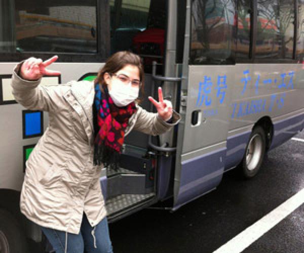 Consulado brasileiro em Tóquio manda buscar hoje  brasileiros nas regiões atingidas Foto: reprod. -