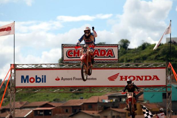 Superliga Brasil de Motocross - Poços de Caldas (MG) recebe abertura do campeonato -