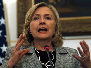 Hillary Clinton diz que crise no Japão é alerta para questão nuclear - Crédito: Foto: Reuters