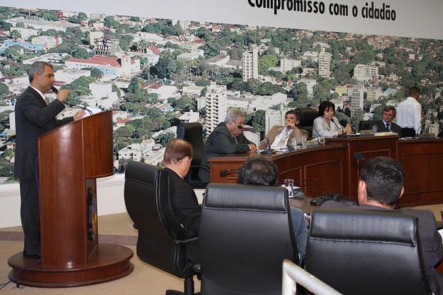 Júnior Teixeira faz graves denúncias na Câmara e na AL - Crédito: Foto: Hédio Fazan/PROGRESSO