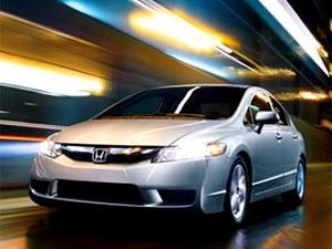 Honda Civic 2011 - Crédito: Foto: Divulgação