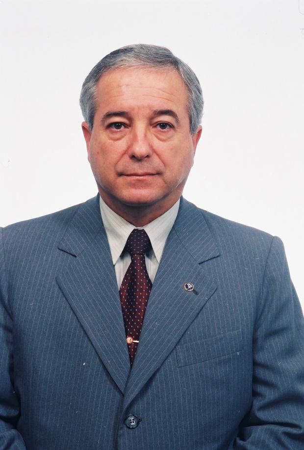 Ademar Pereira atuou como juiz de direito em Dourados e hoje está em SP - Crédito: Foto : Divulgação