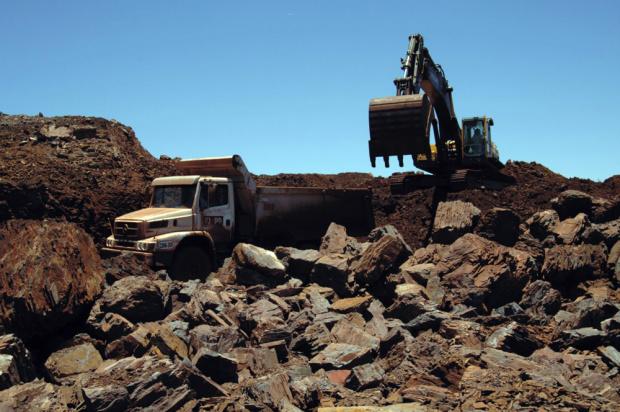 """O grupo """"Extrativo Mineral"""" já alcançou receita de US$ 29,5 milhões em 2011 - Crédito: Foto : Divulgação"""