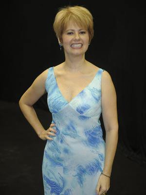 A atriz Narjara Turetta, que volta à TV em \'Morde & assopra\'. - Crédito: Foto: Divulgação/TV Globo