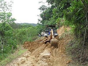 Transporte da banana está prejudicado. Preço subiu 15,3% em uma semana - Crédito: Foto: Divulgação