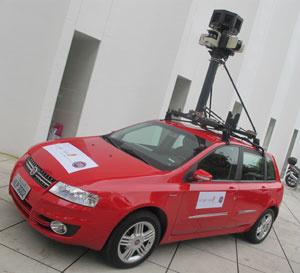 Google admitiu que carros recolheram dados - Crédito: Foto: Gustavo Petró/G1