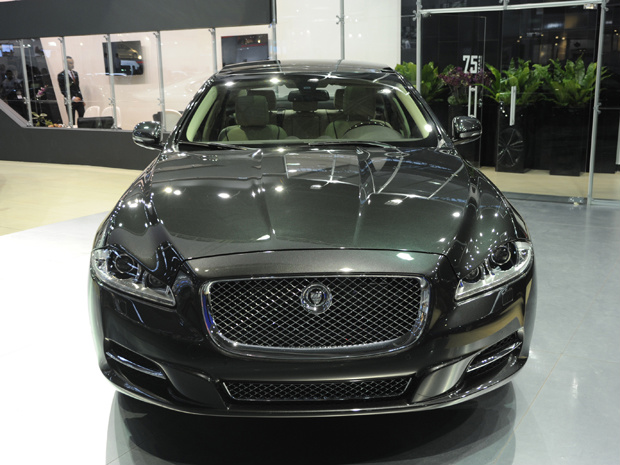 Jaguar XF - Crédito: Foto: Flavio Moraes/G1