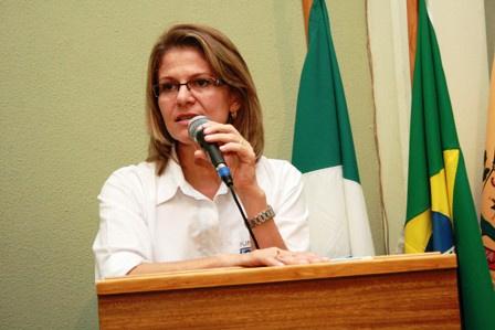 Nilde Brun falou sobre as novas diretrizes do turismo em MS - Crédito: Foto: Paulo César