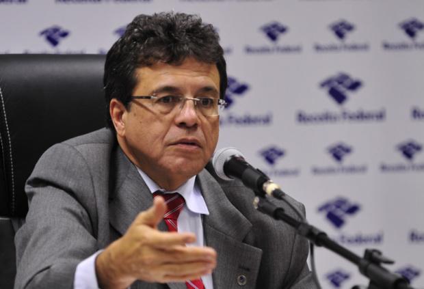 Secretário Carlos Alberto Barreto, divulga  resultado da arrecadação em fevereiro - Crédito: Foto : Renato Araújo – Agência Brasil