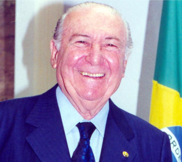O corpo do ex-prefeito e pecuarista será enterrado hoje no Parque das Primaveras - Crédito: Foto: Divulgação