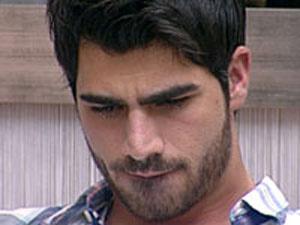 Rodrigão recebeu 51% dos votos.  - Crédito: Foto: Reprodução / TV Globo