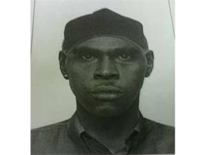 Retrato falado de suspeito de matar policial  - Crédito: Foto: Divulgação/Secretaria de Segurança Pública