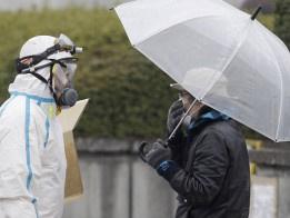 Dentro da zona de exclusão nuclear do Japão -