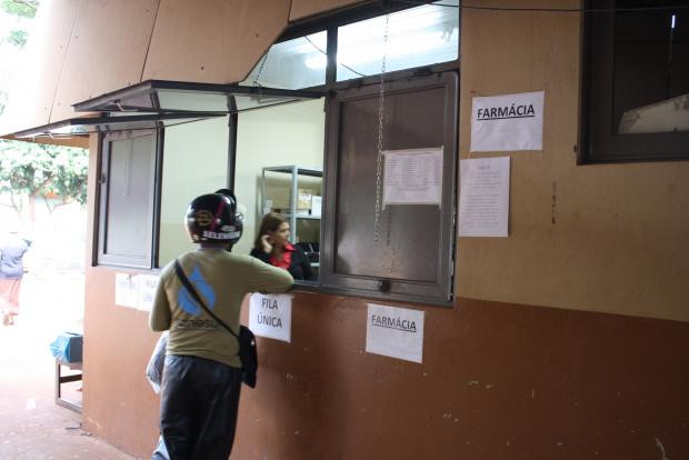Pelo menos 30 medicamentos estão em falta nas farmácias municipais - Crédito: Foto: Hedio Fazan/PROGRESSO